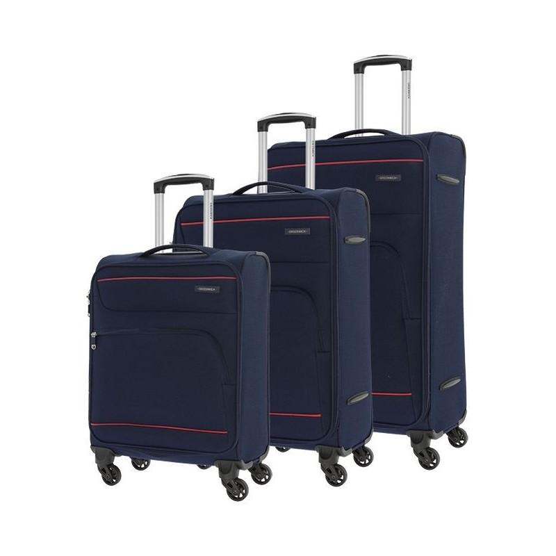 Juego maletas de viaje Oslo spinner 4...