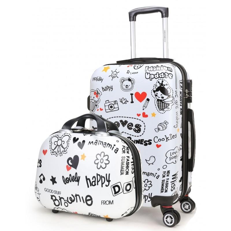 Juego de maleta Pequeña Loves spinner...