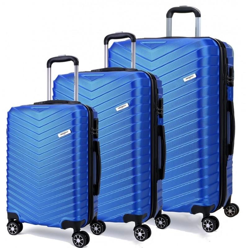 Juego de maletas de viaje Dallas